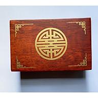 hộp gỗ (đựng đồ trang sức, hàng thủ công mỹ nghệ) thumbnail