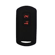 Bọc khóa Smartkey Honda Lead, Airblade (Màu đen) thumbnail
