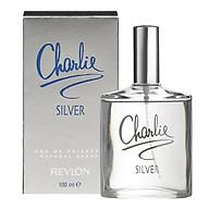 Dầu Thơm Revlon Charlie Silver Eau De Toilette 100Ml Spray thumbnail