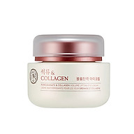 Kem Dưỡng Mắt THE FACE SHOP Pomegranate & Collagen Eye Cream 50ml thumbnail