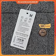 Chân Váy Đuôi Cá Kiểu Nữ Công Sở, Lưng Cạp Cao, Vải Dạ Dày, Ấm, 2 Màu ( Đen Ghi Xám ) Mc Cv0488 thumbnail