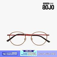 aojo - Gọng kính tròn cổ điển AJ102FE103-BRC2 thumbnail