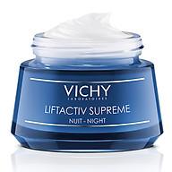 Kem Dưỡng Giúp Chống Nhăn Và Làm Săn Chắc Da Ban Đêm - Liftactiv Ds Night Cream Vichy 50ml - 100458675 thumbnail