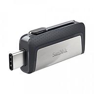 USB OTG SanDisk Ultra Dual 128GB Type-C USB 3.1 DDC2 SDDDC2-128G-G46 - Hàng Chính Hãng thumbnail