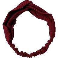 Băng đô turban giữ tóc bản to chất liệu cao cấp cho bạn gái TB03 thumbnail