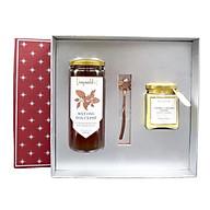 Hộp quà Mật ong An khang-DUYANHBEE thumbnail
