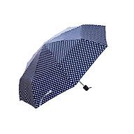 Ô dù che mưa họa tiết đơn giản gập rút tiện ích UB00015 ( Màu ngẫu nhiên) thumbnail
