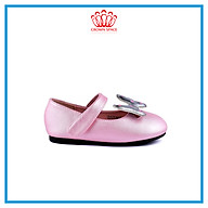 Giày Búp Bê Bé Gái Đi Học Đi Chơi Crown Space UK Ballerina Trẻ Em Cao Cấp CRUK3116 Nhẹ Êm Thoáng Size 30-36 6-14 Tuổi thumbnail