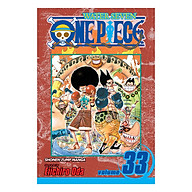 One Piece 33 - Tiếng Anh thumbnail