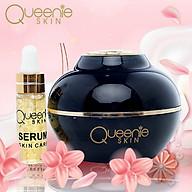 Kem Nám Queenie Skin Làm Mờ Các Vết Đốm Đen Trên Da Mặt, Cải Thiện Những Vùng Da Sạm Màu, Chống Tia UV - Hàng Chính Hãng thumbnail