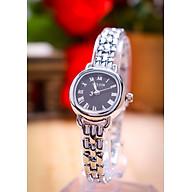 Đồng hồ nữ Julius Hàn Quốc JA-1150 dây thép số la mã thumbnail