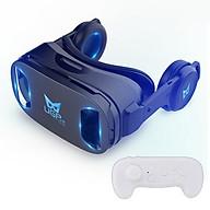 Kính thực tế ảo VR 3D UGP U8 - Có tay điều khiển chơi game thumbnail