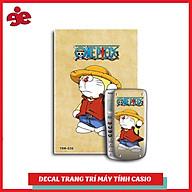 DECAL TRANG TRÍ MÁY TÍNH CASIO VINACAL NHÂN VẬT DOREMON 036 thumbnail