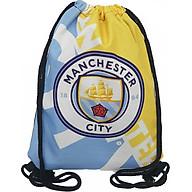 Balo dây rút Football TROY FB in logo câu lạc bộ bóng đá Manchester City thumbnail