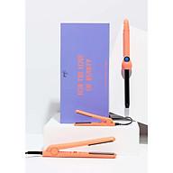 Bộ tạo kiểu tóc màu cam neon - Lola Set Neon Orange PYT thumbnail