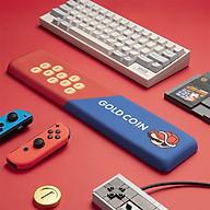 Kê tay bàn phím Silicon hình Corgi, Mario, Bamboo chống mỏi cổ tay Lucas - Hàng Nhập Khẩu thumbnail