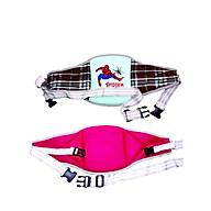Đai an toàn đi xe máy KACHOO - Loại thêu nhỏ (Giao màu ngẫu nhiên) thumbnail