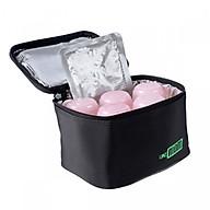 Túi Giữ Lạnh Sữa Unimom UM870016 (Gồm 5 Bình PP Và 2 Miếng) thumbnail