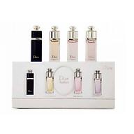 Set Nước Hoa Dior Addict LA Collection 4 Chai Mini thumbnail