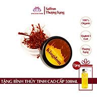 Saffron Kingdom nhụy hoa nghệ tây Iran loại Super Negin thượng hạng (mẫu thử hộp 0.1 gram) thumbnail