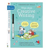 Usborne Key Skills Wipe-Clean Creative Writing 7-8 thumbnail