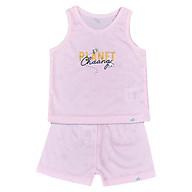 Bộ Ba Lỗ Cho Bé Hồng CHAANG Baby & Nursery thumbnail
