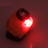 Đèn pin sạc đội đầu cảm ứng hồng ngoại Akasha 1803 (dây đeo màu sắc ngẫu nhiên) thumbnail