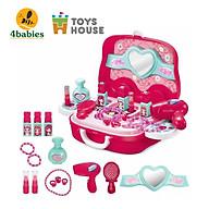 Hộp đồ dụng cụ sửa chữa cơ khí, bác sĩ, nấu ăn. trang điểm Toys House 008-916 - Đồ chơi hướng nghiệp phát triển trí tuệ và vận động thumbnail