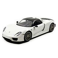 Xe Mô Hình Porsche 918 Spyder Weissach Package 1 18 Autoart - 77926 (Trắng) thumbnail