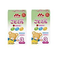 Combo 2 hộp Sữa Morinaga Số 3 - Kodomil (18g x 12 gói) thumbnail