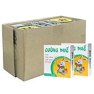 Mười hộp siro ho thảo dược Cường phế dành cho bé thumbnail