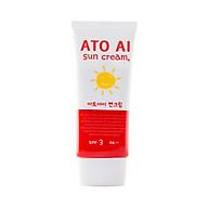 Sữa chống nắng chiết xuất từ thiên nhiên ATO AI 60g thumbnail