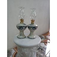 Bộ 02 đèn thờ gốm sứ Bát Tràng thumbnail