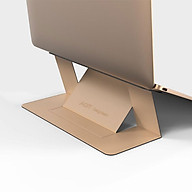 Giá Đỡ Laptop MOFT Stand x DesignNest Adhesive, Đế Tản Nhiệt Laptop 15 inch, Chân Đế Macbook Siêu Mỏng Như Vô Hình, Đế Dán MacBook, 2 Gốc Độ Điều Chỉnh, Chất Liệu Sợi Thủy Tinh Và PU - Hàng Chính Hãng thumbnail