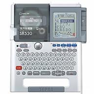 Máy in nhãn Tepra Pro SR530 KING JIM có kết nối máy tính - HÀNG CHÍNH HÃNG thumbnail