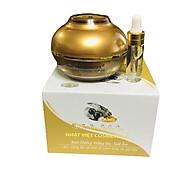 Kem Dưỡng Trắng Da Giữ Ẩm, Ngọc Trai Đen Sữa Ong Chúa - có serum 25g thumbnail