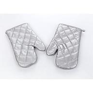 Combo 2bao tay vải bạc dày 2 lớp nhấc bếp, nhấc nồi, chống trượt, cách nhiệt cao chống nóng, tránh bỏng an toàn từ lò vi sóng,lò nướng GD452-BTay-2Bac thumbnail