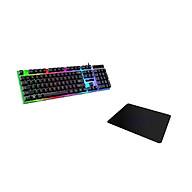 [Tặng lót chuột] Bàn phím G21 LED giả cơ game chuyên dụng - Hàng nhập khẩu thumbnail