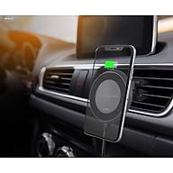 Bộ Sạc Nhanh Không Dây Ô Tô Xe Hơi Rapid Fast Car Wireless Charger 10W - Xoay 360 Actto MTA-21 HÀNG NỘI ĐỊA HÀN QUỐC CAO CẤP CHÍNH HÃNG thumbnail