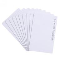 ( 10 Thẻ ) Thẻ RFID 125Khz, Thẻ RFID Proximity, Thẻ tần số LF, Thẻ Chip EM4100 125Khz thumbnail
