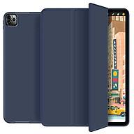 Bao da smart cover silicon ốp ipad silicon có khe cài bút dành cho Ipad 9.7 inch, ipad 10.2, 10.5, 10.9 inch, Ipad pro 11 inch, Ipad 12.9 inch thumbnail
