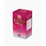 Estromore hỗ trợ cân bằng nội tiết tố nữ, cải thiện sinh lý nữ 30 viên thumbnail
