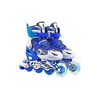 Giày patin trẻ em siêu hot cho bé màu xanh có cánh thumbnail