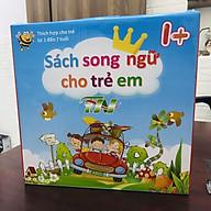 Sách nói điện tử song ngữ trẻ em (Bản nâng cấp 1+) - Sách quý điện tử song ngữ Anh Việt cho bé thumbnail