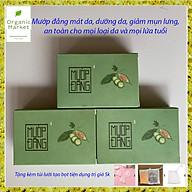 Xà Bông Sinh Dược Mướp Đắng Mát Da, Hỗ Trợ Giảm Mụn, Viêm Nang Lông thumbnail