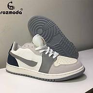Giày thể thao sneaker nam nữ cổ cao cổ thấp Rozmoda thumbnail