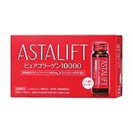 Collagen dạng nước chống lão hoá chuyên sâu Astalift Drink Pure Collagen 10,000mg (10 chai x 30ml) thumbnail