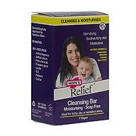 Thanh rửa mặt Hope s Relief cho da khô ngứa, eczema, viêm da, vảy nến (110g) thumbnail