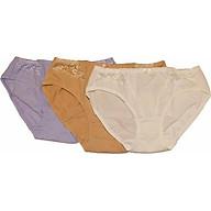 Combo 3 quần lót nữ Kisetsu - KI111607 thumbnail