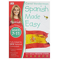 Spanish Made Easy Ages 7-11 thumbnail
